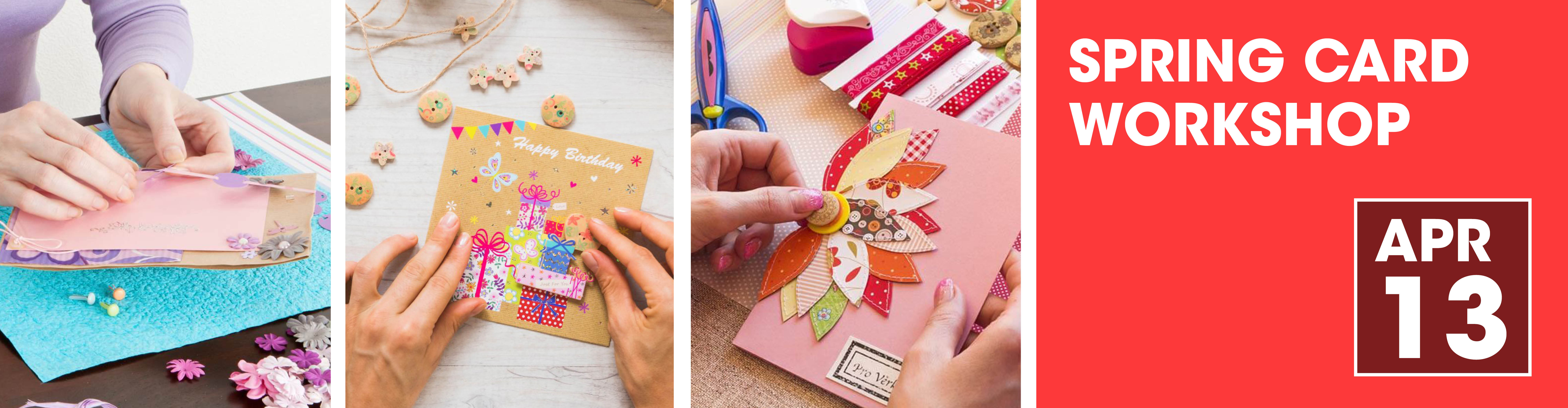 spring-card-making-workshop