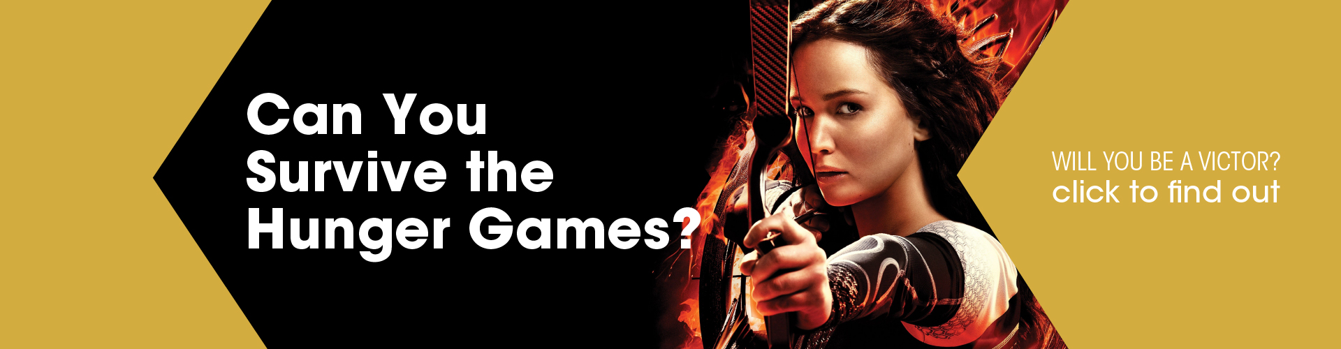 can you survive the hunger games
